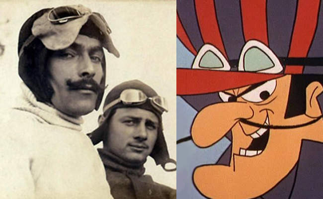 Louis Wagner Dick Dastardly
