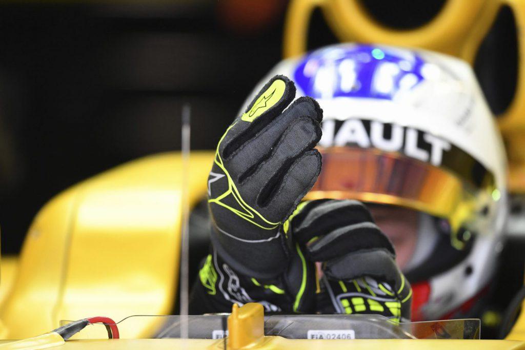 Alpinestars race gloves