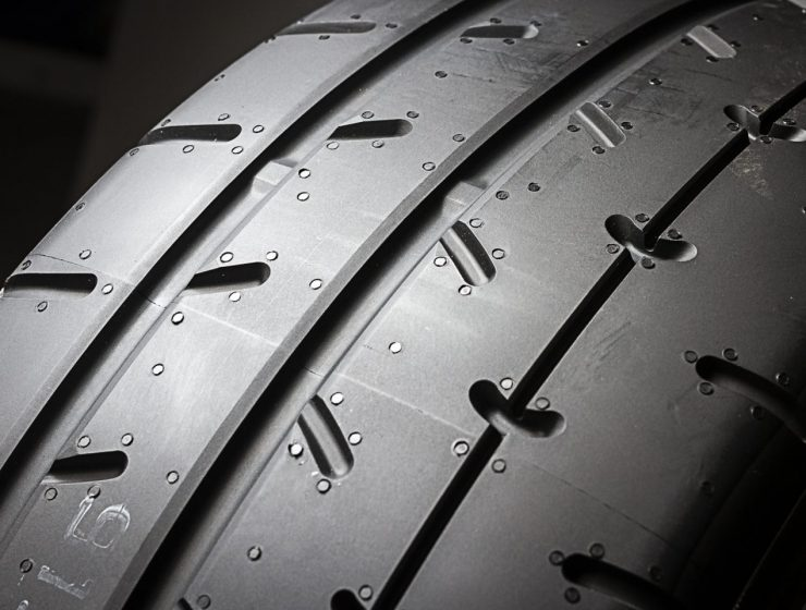 Tyres for racing