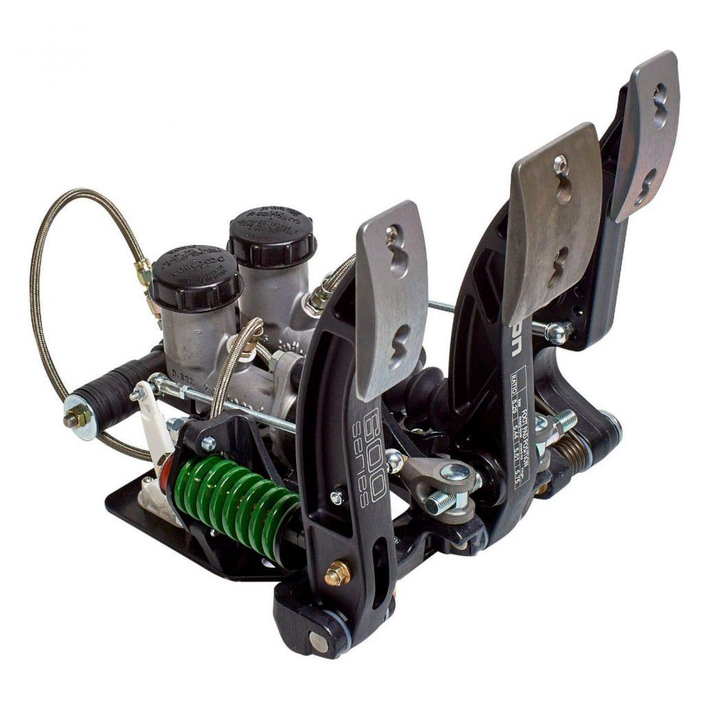 sim racing pedals