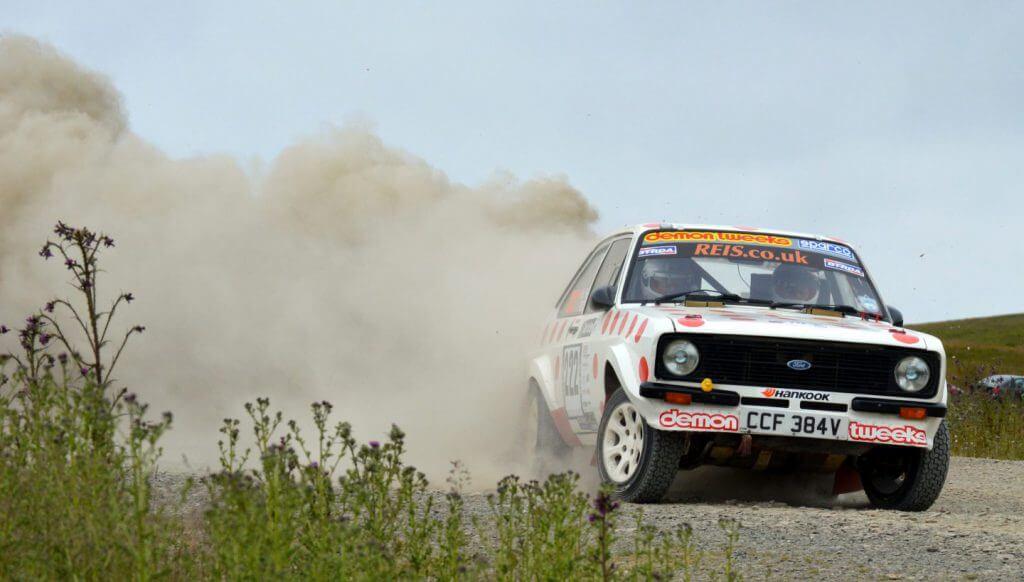 demon tweeks rally car