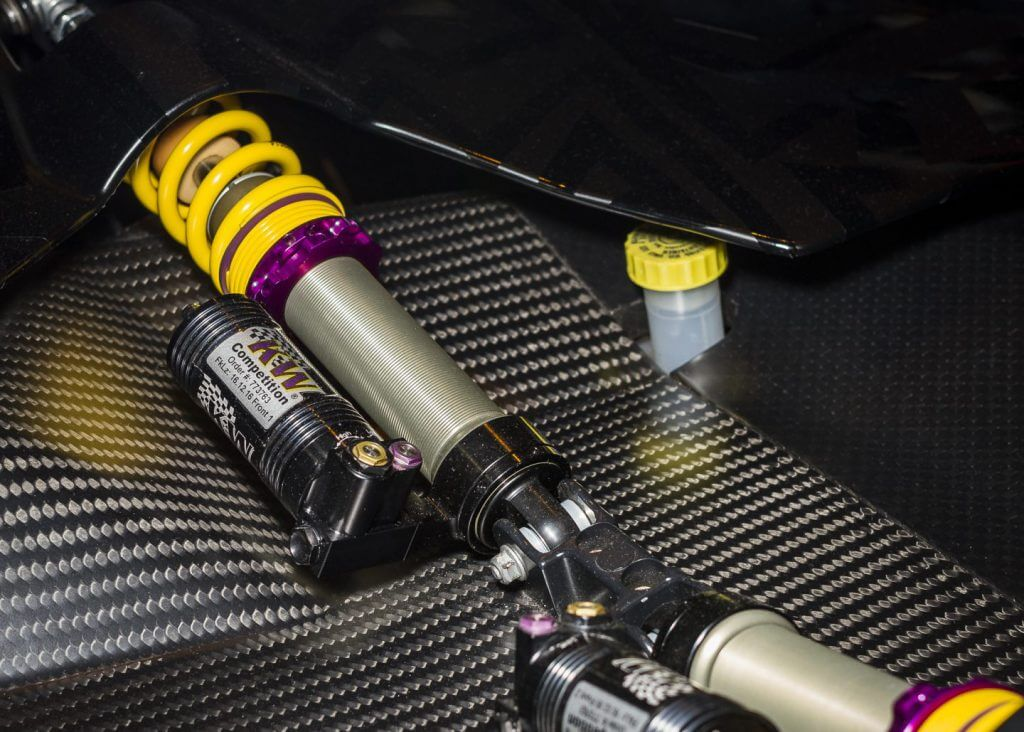 k&w competition coilovers