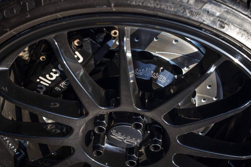 oz wheels over wilwood brake calipers