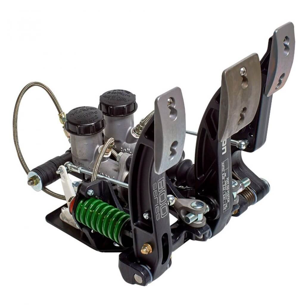 sim racing pedals