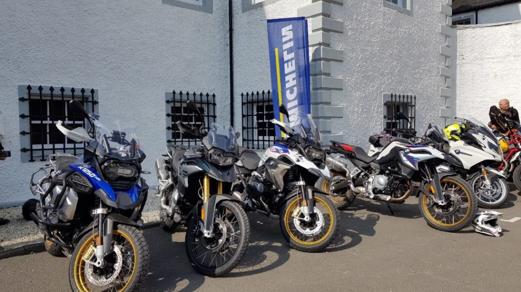 Michelin and Demon Tweeks Anakee Adventure Road Test