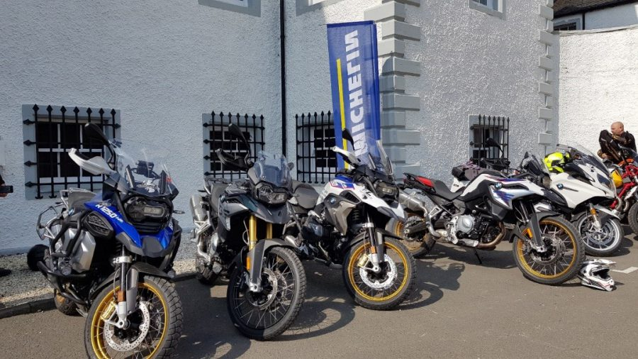 Michelin Anakee Adventure Tyre Road Test