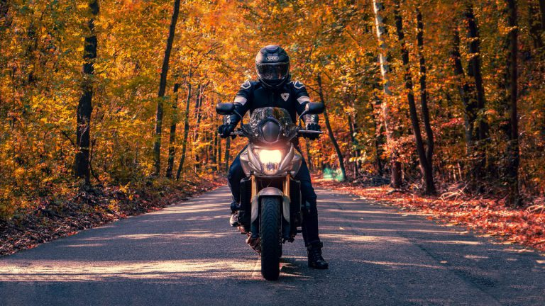 How to get the most out of those Autumn rides!
